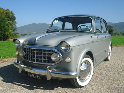 brugt Fiat 1100 103 elite vignale'56
