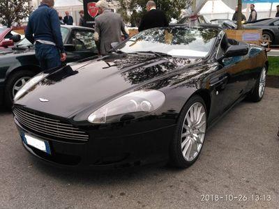 usata Aston Martin DB9 Volante Cabrio