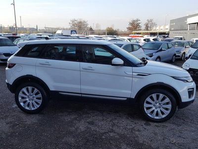 usata Land Rover Range Rover evoque 2.0 TD4 180cv HSE autom.