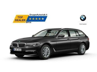 usata BMW 520 Serie 5 Touring d Business del 2019 usata a Casalgrande
