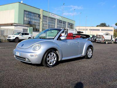 brugt VW Beetle New1.6 Cabrio