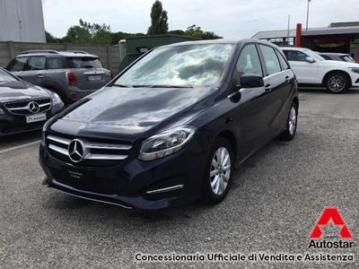 used Mercedes B180 d Automatic Executive