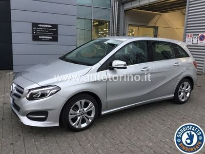 used Mercedes B180 CLASSE Bd Automatic SPORT TECH