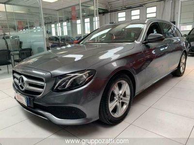 usata Mercedes E220 220d S.W. Auto Business Sport