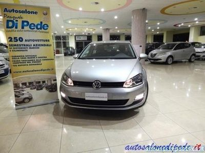usata VW Golf 1.6 TDI 110 CV 5p. Comfortline BlueMotionTech