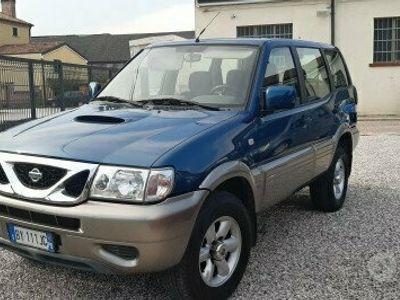usata Nissan Terrano II + GANCIO - 2001