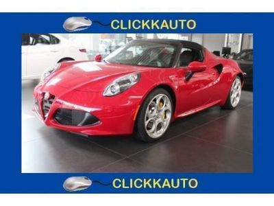 usata Alfa Romeo 4C 4C1750 TBi