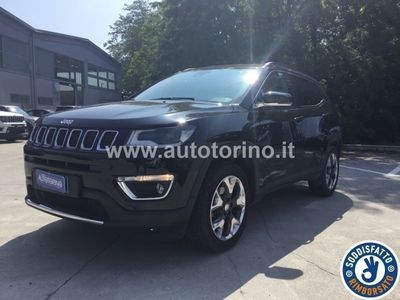used Jeep Compass COMPASS2.0 mjt Limited 4wd 140cv auto