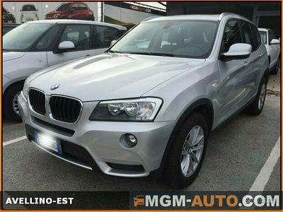 usata BMW X3 18d S-DRIVE Automatica - TETTO - Km 50.000