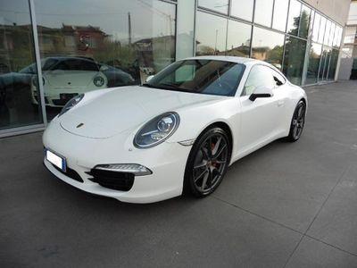usata Porsche 911 Carrera S 991 PDK nazionale perfette condizioni