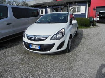 used Opel Corsavan 2 POSTI EURO 5B