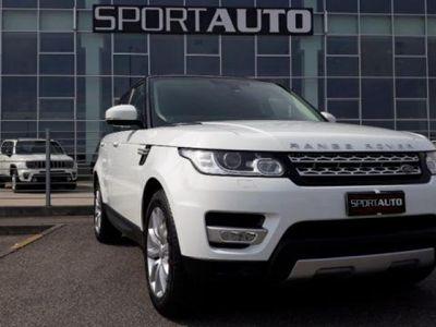used Land Rover Range Rover Sport 3.0 TDV6 HSE NAVI - SOSPENSIONI - EURO5B