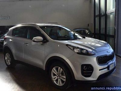used Kia Sportage 1.7 crdi Class Style Pack s&s 2wd 141cv dct rif. 11189184
