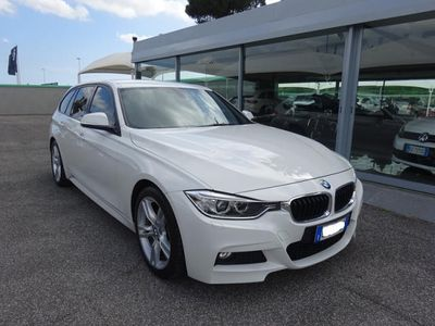 used BMW 320 D TOURING M