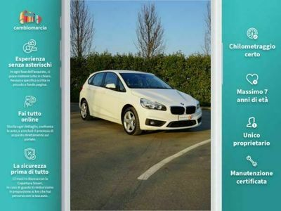 usata BMW 216 Active Tourer 216 d Advantage