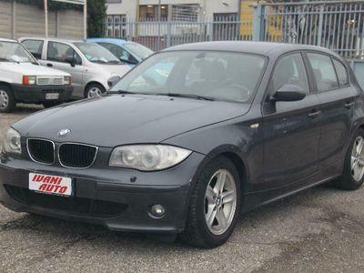 usata BMW 118 Serie 1 (E87) cat 5 porte Futura