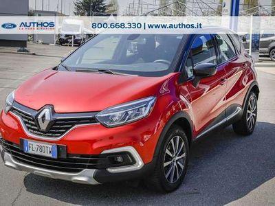 usata Renault Captur 1.5 dCi 8V 110 CV Start&Stop Intens del 2017 usata a Torino
