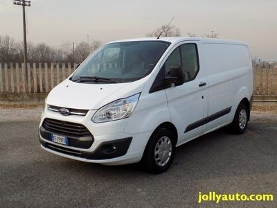brugt Ford Custom Transit270 2.0 TDCi 130 PC Furgone Entry E6