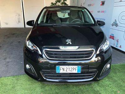 usata Peugeot 108 1.0 VTi 68 CV 5 porte Active
