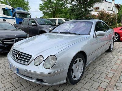 usata Mercedes CL600 cat