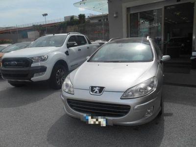 used Peugeot 407 2.0 HDi SW Ciel Tecno