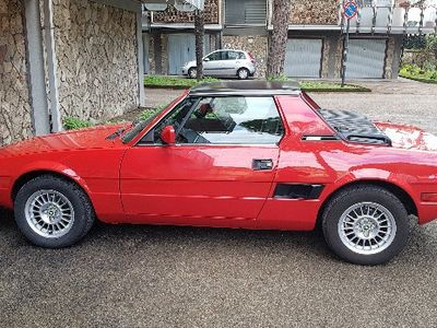 usado Fiat X 1/9 2ª serie - 1985