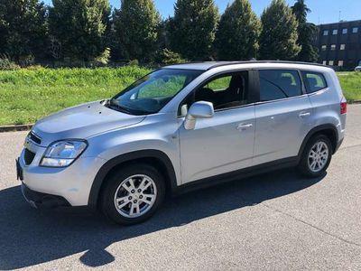 usata Chevrolet Orlando 2.0 Diesel 130CV LT*EURO 5*7 POSTI