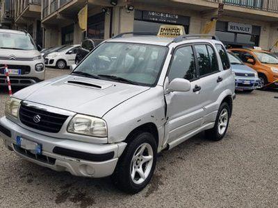 usata Suzuki Vitara G.4WD 2.0 td - GANCIO TRAINO