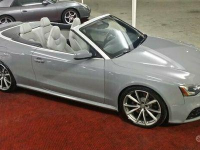 usata Audi RS5 cabrio - 2014 450cv