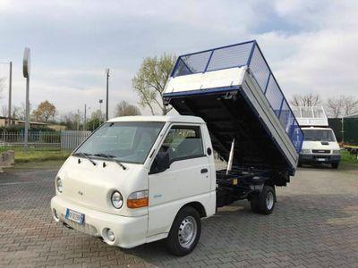 gebraucht Hyundai H 100 RIBALTABILE