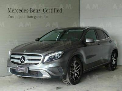 usata Mercedes 200 GLA suvd Sport del 2016 usata a Mosciano Sant'Angelo