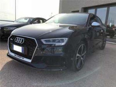 usata Audi RS3 spb 2.5 400 cv bollo/ superbollo pagati sino 10/1 benzina