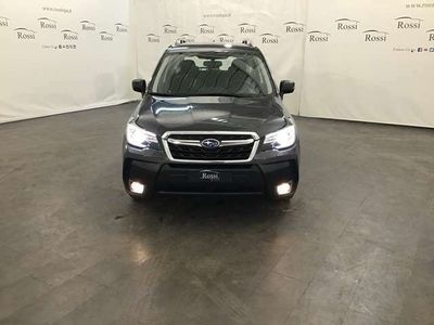 usata Subaru Forester Forester2.0d Sport Unlimited auto my16