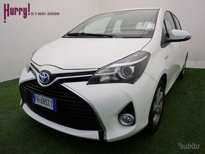 gebraucht Toyota Yaris 1.5 Hybrid 5 porte Active
