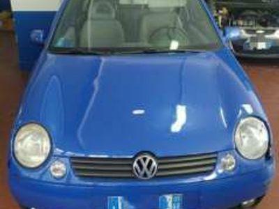 usata VW Lupo 1.4 cat Trendline Benzina