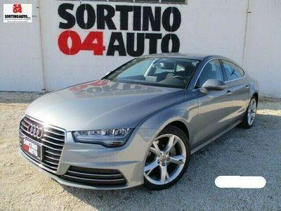 usata Audi A7 Sportback 3.0 TDI 218 CV ultra S tronic usato