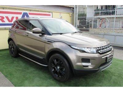 usata Land Rover Range Rover evoque 2.2 Sd4 5p. Pure Tech Pack Automatic