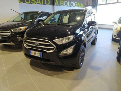 usata Ford Ecosport 1.5 TDCi 100 CV Start&Stop Plus