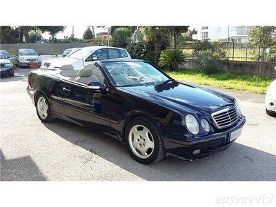 brugt Mercedes CLK200 CABRIO kompressor