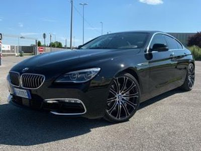 usata BMW 640 Serie 6 G.C. (F06) xDrive Gran Coupé Luxury
