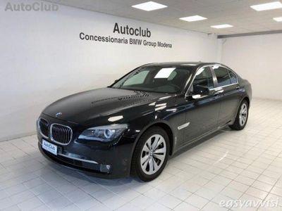 brugt BMW 730 d futura diesel