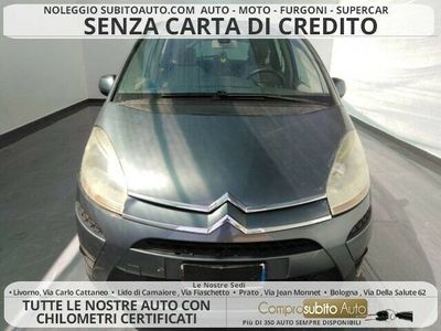 used Citroën C4 Picasso 2.0 HDi 138 FAP aut. Exclusive