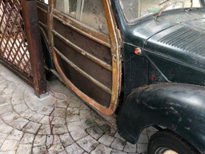 usata Fiat Belvedere 500 C Topolino Giardinettalegno