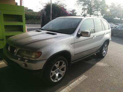 usata BMW 2002 x5 (e70) -