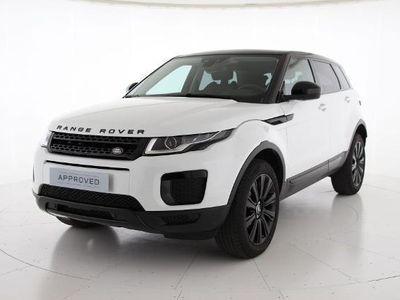 usata Land Rover Range Rover evoque 2.0 eD4 5p. Urban Attitude Edition INTERNO IN PELLE