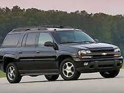usata Chevrolet TrailBlazer 4.2 GPL nuovo Gancio Traino