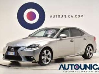 usata Lexus IS300 hybrid executive uniprop ibrida autom navi sens