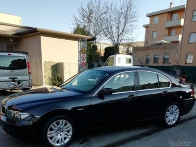 usado BMW 730 d cat Eletta