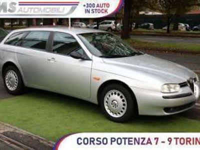 usata Alfa Romeo 156 1.8i 16V Twin Spark cat Sportwagon Progression