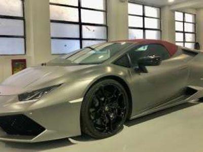 usata Lamborghini Huracán 5.2 V10 AWD Spyder Benzina